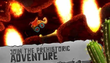Prehistoric Run Racing 3.6 Apk + Mod