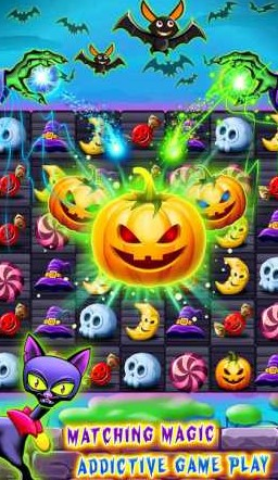 Witchdom – Candy Match 3 1.5 Apk + Mod for android