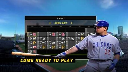 R.B.I. Baseball 17 v1.0 Apk + Data for android